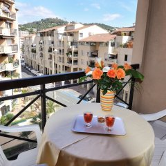 Отель Residhotel Villa Maupassant балкон