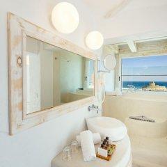 Отель Rhodos Horizon City Родос ванная фото 2
