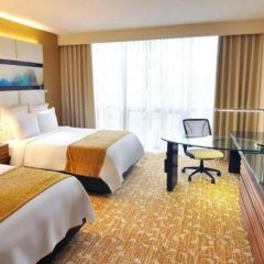 Отель The La Hotel Downtown (Ex Marriott) США, Лос-Анджелес - отзывы, цены и фото номеров - забронировать отель The La Hotel Downtown (Ex Marriott) онлайн комната для гостей фото 5