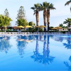 Отель Sunshine Rhodes бассейн