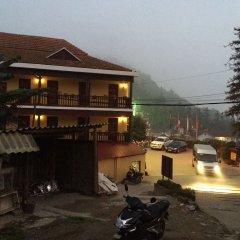 Sapa Van Hung Hotel пляж