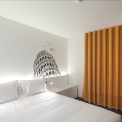 Hotel 3K Europa комната для гостей