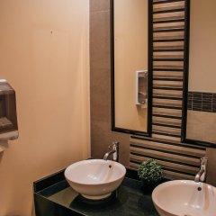 Отель Best Western Cumbres Inn Cd. Cuauhtémoc ванная