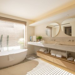 Hotel Pleta de Mar By Nature ванная фото 2