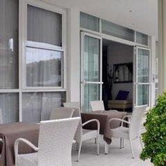 Hotel Ermeti Риччоне балкон
