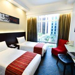 Отель Chancellor@Orchard Сингапур, Сингапур - отзывы, цены и фото номеров - забронировать отель Chancellor@Orchard онлайн комната для гостей фото 5