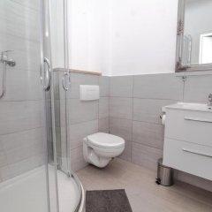 Отель Black Swan House Польша, Гданьск - отзывы, цены и фото номеров - забронировать отель Black Swan House онлайн ванная