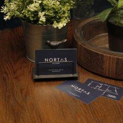 Отель NORTAS Бангкок интерьер отеля