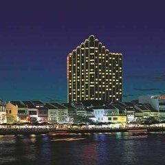 Отель Furama City Centre Сингапур приотельная территория фото 2
