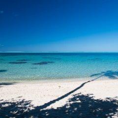 Отель Villa Bora Bora-on Matira Beach N362 DTO-MT Французская Полинезия, Бора-Бора - отзывы, цены и фото номеров - забронировать отель Villa Bora Bora-on Matira Beach N362 DTO-MT онлайн пляж