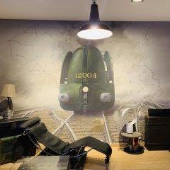 Отель Train Flat Бельгия, Брюссель - 1 отзыв об отеле, цены и фото номеров - забронировать отель Train Flat онлайн интерьер отеля фото 3