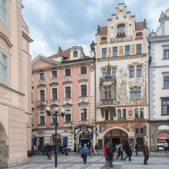 Апартаменты True Old Town Square Apartments