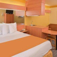 Отель Value Inn Worldwide-LAX комната для гостей фото 4