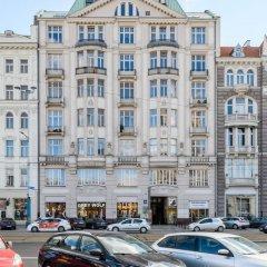 Отель in Center of Warsaw Польша, Варшава - отзывы, цены и фото номеров - забронировать отель in Center of Warsaw онлайн парковка
