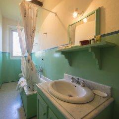 Отель Fattoria di Mandri Реггелло ванная