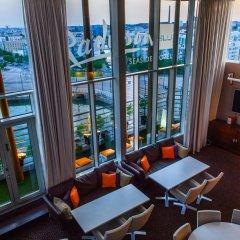 Radisson Blu Seaside Hotel, Helsinki комната для гостей фото 4