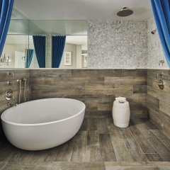 Fairmont Miramar Hotel & Bungalows Санта-Моника ванная