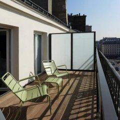 Отель Newhotel Lafayette балкон