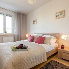 Отель P&O Apartments Metro Imielin Польша, Варшава - отзывы, цены и фото номеров - забронировать отель P&O Apartments Metro Imielin онлайн комната для гостей фото 2