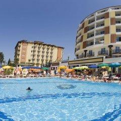 Arabella World Hotel Турция, Аланья - 3 отзыва об отеле, цены и фото номеров - забронировать отель Arabella World Hotel онлайн бассейн