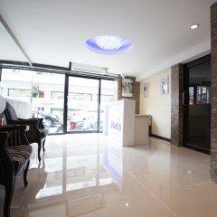 Апартаменты Studio Central Pattaya By Icheck Inn Паттайя интерьер отеля