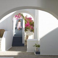 Отель Santorini Kastelli Resort интерьер отеля фото 2