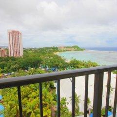 Отель Pacific Star Resort And Spa Тамунинг балкон
