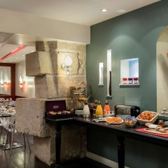 Отель Best Western Premier Louvre Saint Honore питание