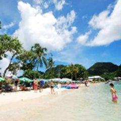 Отель Krabi Loma Hotel Таиланд, Краби - отзывы, цены и фото номеров - забронировать отель Krabi Loma Hotel онлайн пляж фото 2