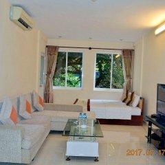 Отель Lam Son Deluxe Apartments Вьетнам, Вунгтау - отзывы, цены и фото номеров - забронировать отель Lam Son Deluxe Apartments онлайн комната для гостей фото 2