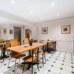 Отель Comfort Inn St Pancras - Kings Cross Великобритания, Лондон - отзывы, цены и фото номеров - забронировать отель Comfort Inn St Pancras - Kings Cross онлайн питание фото 3