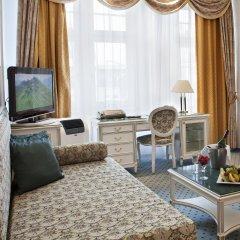 Отель Ambassador Zlata Husa Прага комната для гостей фото 2