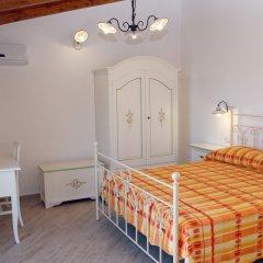Отель Agriturismo Orrido di Pino Аджерола комната для гостей