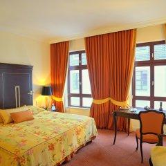 Отель Bülow Palais Германия, Дрезден - 3 отзыва об отеле, цены и фото номеров - забронировать отель Bülow Palais онлайн комната для гостей