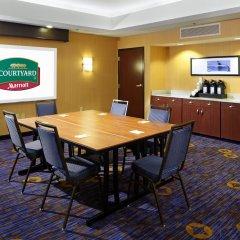 Отель Courtyard Columbus Airport США, Колумбус - отзывы, цены и фото номеров - забронировать отель Courtyard Columbus Airport онлайн фото 5