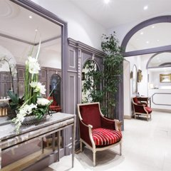 Отель Chambellan Morgane Франция, Париж - отзывы, цены и фото номеров - забронировать отель Chambellan Morgane онлайн интерьер отеля фото 3