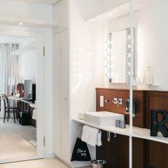 Отель Ruby Lissi Hotel Vienna Австрия, Вена - отзывы, цены и фото номеров - забронировать отель Ruby Lissi Hotel Vienna онлайн ванная фото 3