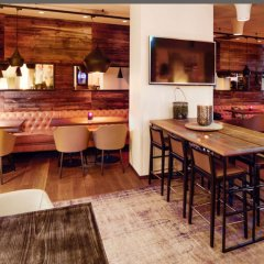 Отель Clarion Admiral Берген гостиничный бар