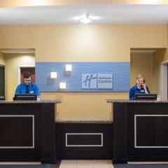 Отель Holiday Inn Express and Suites Lafayette East интерьер отеля фото 3