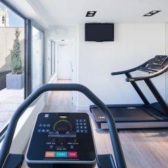 Отель Sandton Brussels Centre фитнесс-зал фото 2