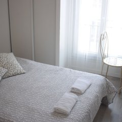Апартаменты Montmartre Apartments Renoir Париж комната для гостей фото 5