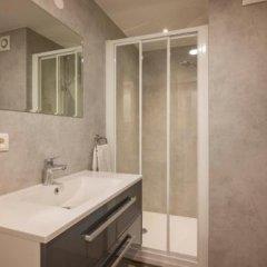 Отель Pension Feichter Австрия, Зёлль - отзывы, цены и фото номеров - забронировать отель Pension Feichter онлайн ванная