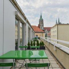 Отель FIDELIO Мюнхен балкон
