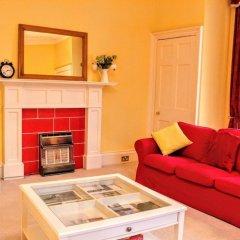 Отель 2 Bedroom Flat In The Central New Town Великобритания, Эдинбург - отзывы, цены и фото номеров - забронировать отель 2 Bedroom Flat In The Central New Town онлайн комната для гостей фото 4