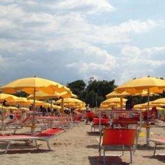 Отель Elisir Италия, Римини - отзывы, цены и фото номеров - забронировать отель Elisir онлайн пляж