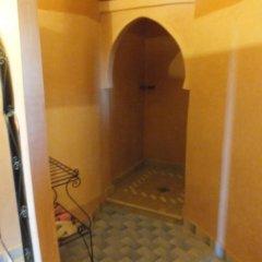 Отель Ksar Bicha Марокко, Мерзуга - отзывы, цены и фото номеров - забронировать отель Ksar Bicha онлайн ванная