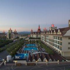 Side Crown Serenity – Всё включено Турция, Чолакли - отзывы, цены и фото номеров - забронировать отель Side Crown Serenity – Всё включено онлайн пляж фото 2