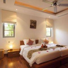 Отель The Residence Resort & Spa Retreat комната для гостей фото 3