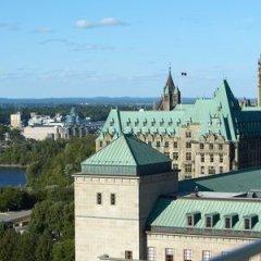 Отель National Hotel and Suites Ottawa, an Ascend Collection Hotel Канада, Оттава - отзывы, цены и фото номеров - забронировать отель National Hotel and Suites Ottawa, an Ascend Collection Hotel онлайн приотельная территория фото 2