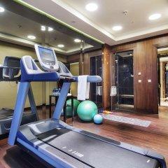 Hilton Istanbul Bomonti Hotel & Conference Center фитнесс-зал фото 3